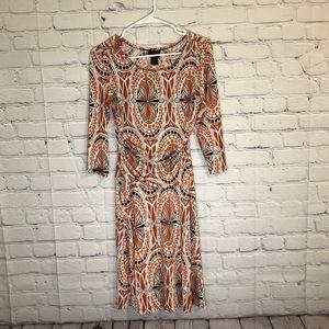 Enfocus Studio Geometric Dress